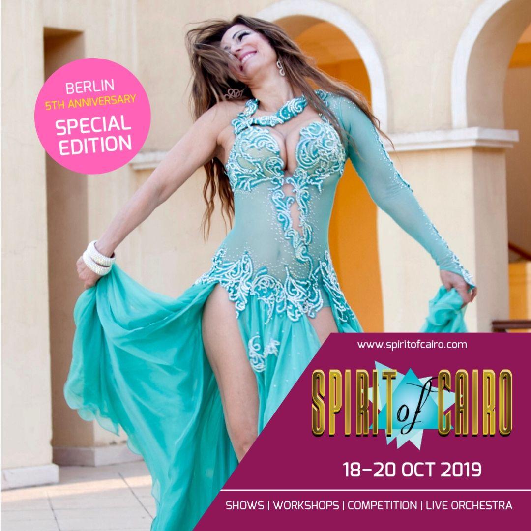 Spirit of Cairo – Egyptian Dance Festival